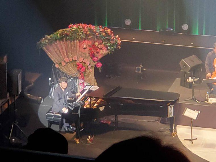 コンサート会場ピアノ