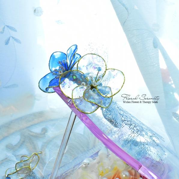 願いの花®サファイア