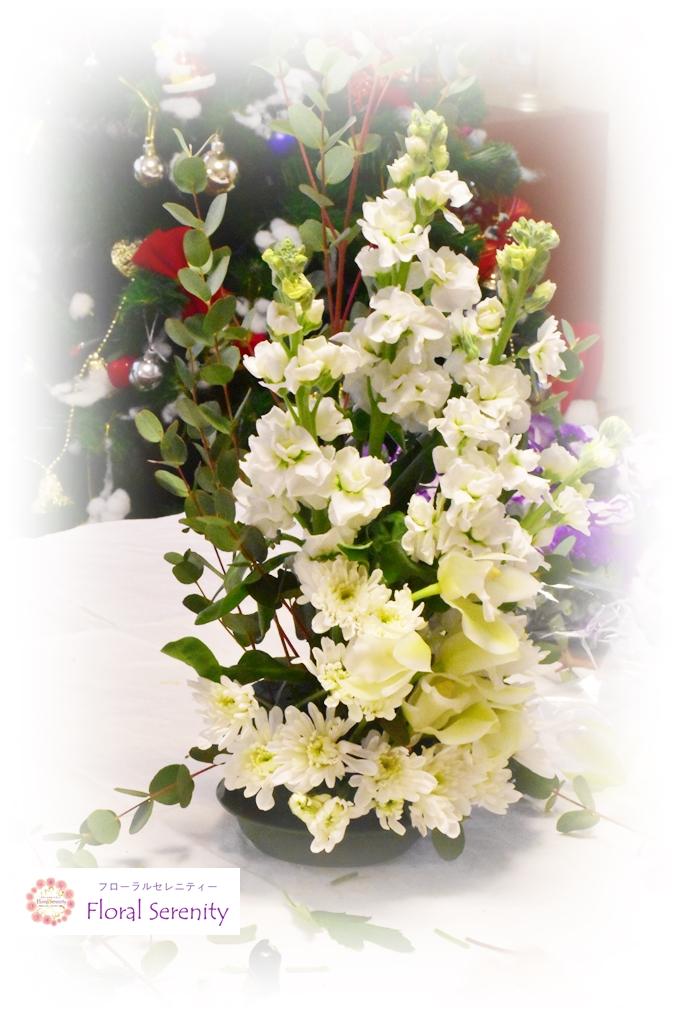 白い花 資格コース